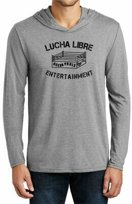 LUCHA LIGHT SOFT Light Hooded shirt