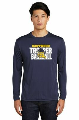Eastwood Baseball  Moisture Wicking Long Sleeves