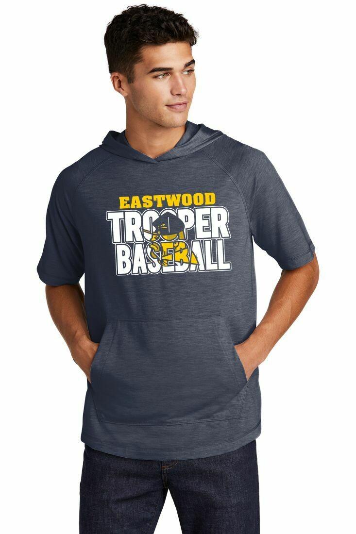 Eastwood baseball  LIGHT SHORT SLEEVE Hoodie