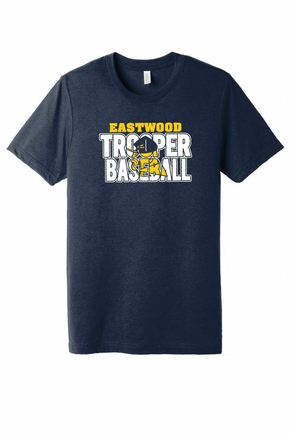 Eastwood Baseball Super soft Unisex T