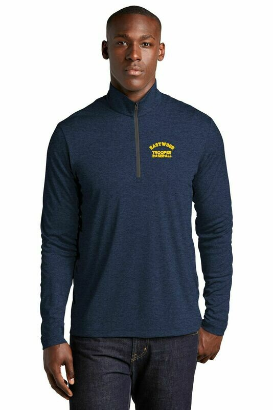 EastWood  Long Sleeve warm up EMBROIDERED LEFT CHEST