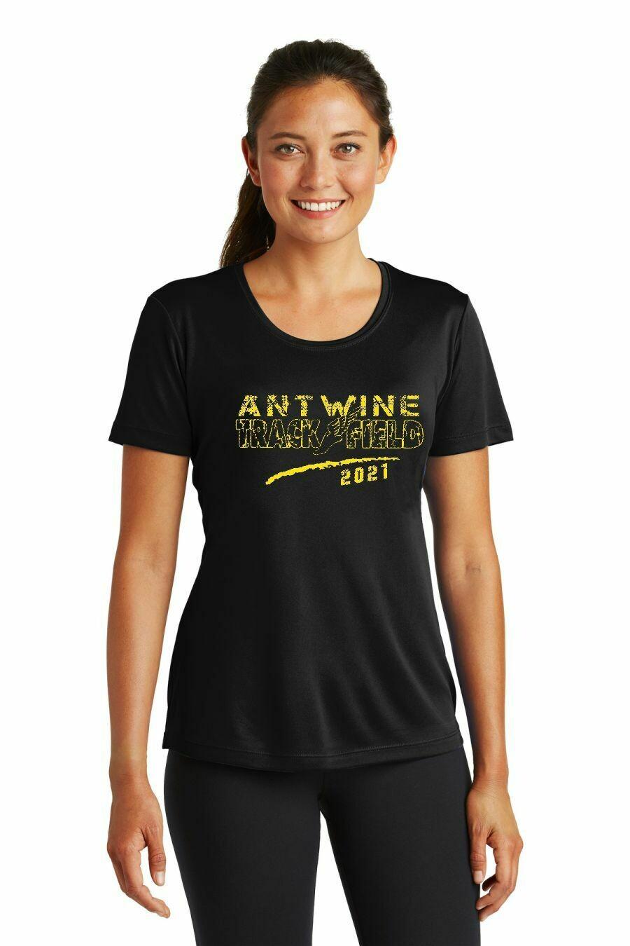 Antwine Ladies' Moisture Wicking T-shirt