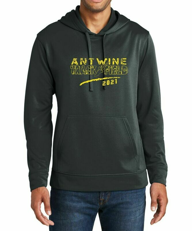 Antwine 100% Poly Hoodie