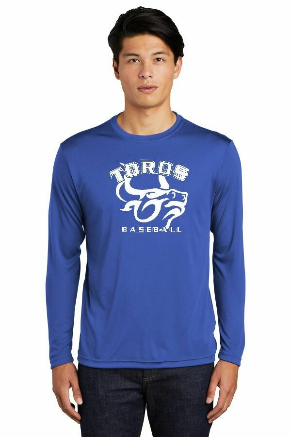 Toro Moiture Wicking Long sleeve