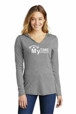 My Time Ladies Soft Light Hoodie