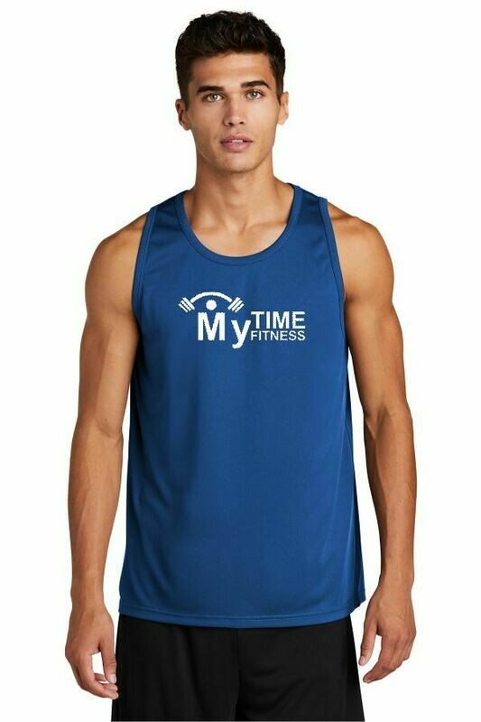My Time Mens Moisture wicking Tank