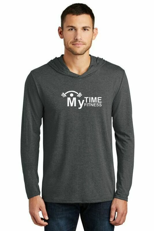 My Time Mens Great Soft Light Hoodie