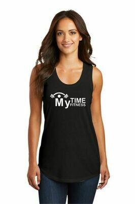 My Time Ladies soft blend Tank