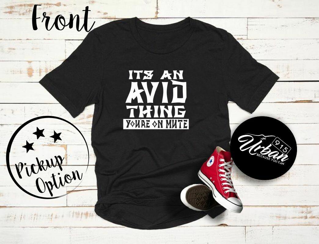 Bill Sybert Avid Thing T-Shirt