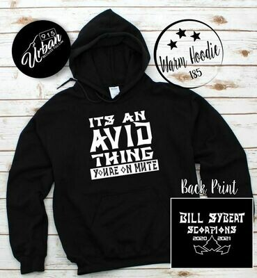 Bill Sybert Avid Thing Hoodie