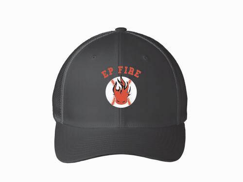 EP FIRE FLEX FIT BLACK CAP
