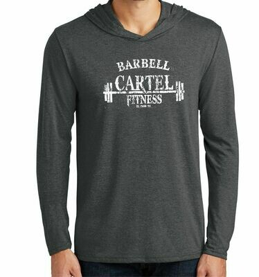 Barbell Cartel Super soft Fashon  Hoodied shirt
