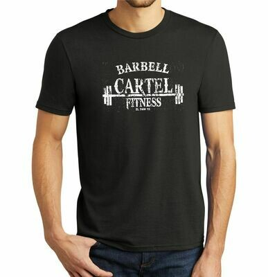 Barbell Cartel Soft Fashion Tshirt with 8th Grade names in 21