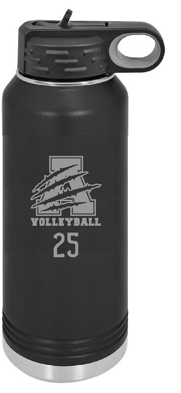 COUGAR VOLLEYBALL  Antwine Water Bottle 32oz.