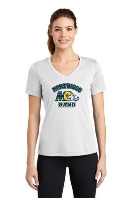 Montwood Band Fan Shirt Custom Printed.