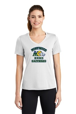 Montwood Sapphires Band Fan Shirt Custom Printed.