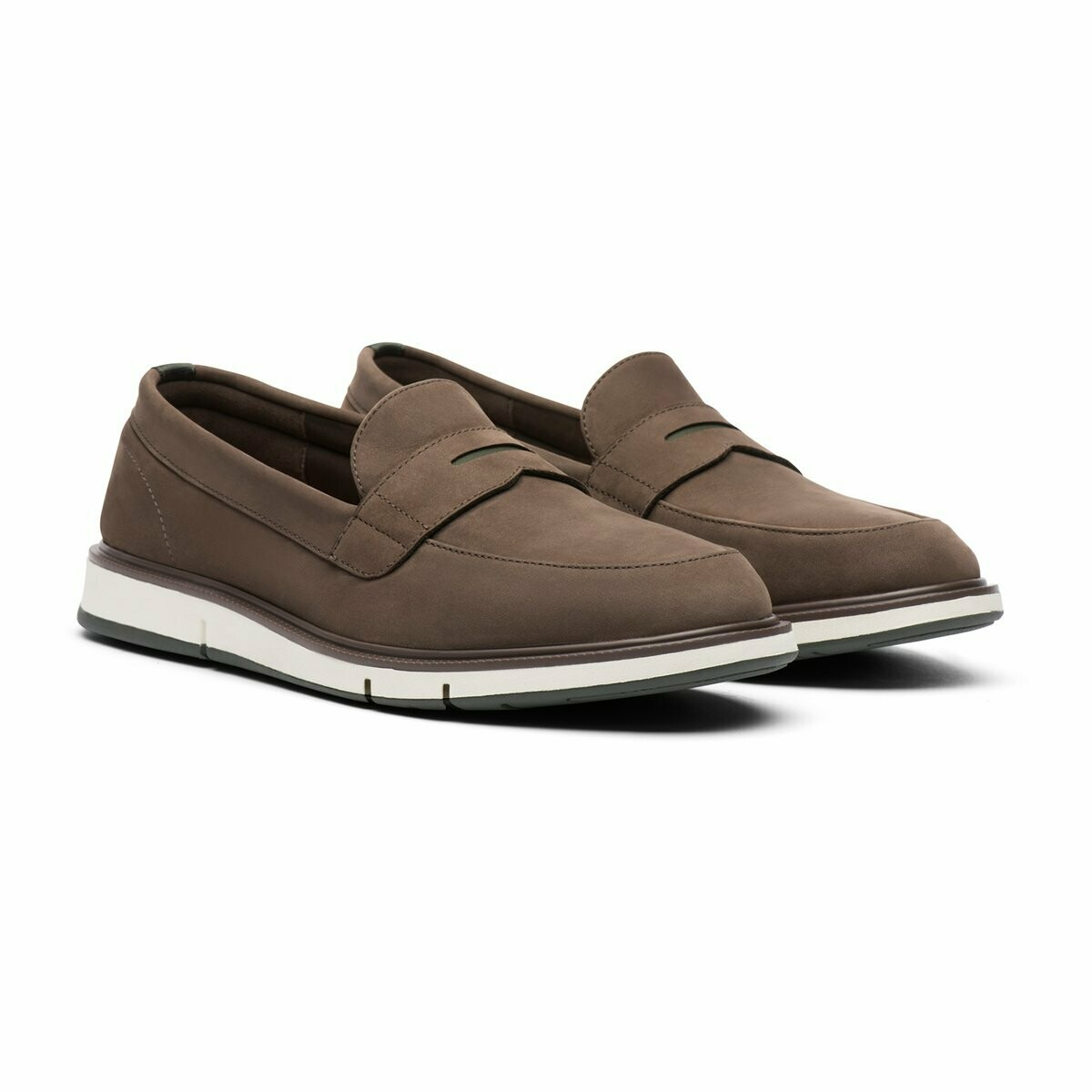 Swims Motion Loafers in Penny Brown