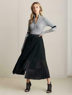 Bailey 44 Roxy Skirt in Black