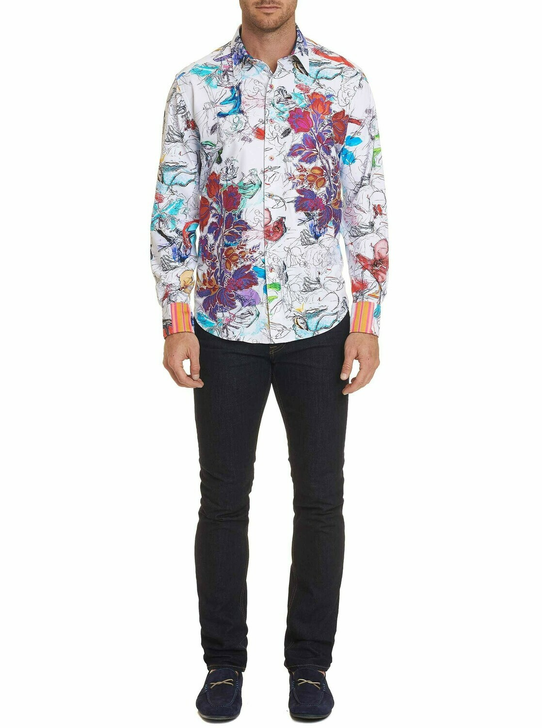 Robert Graham Limited Edition Petal To The Metal