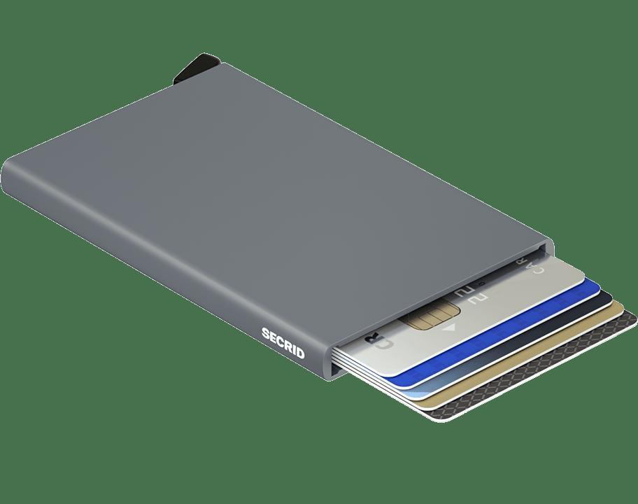 Secrid Cardprotector in Titanium