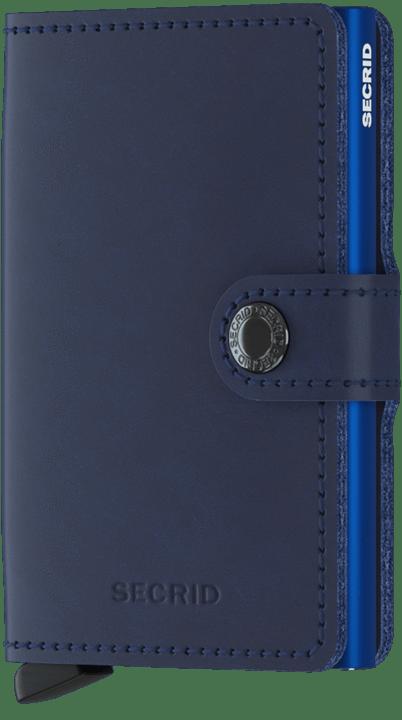 Secrid Miniwallet in Original Navy-Blue