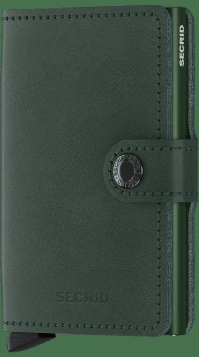 Secrid Miniwallet in Original Green