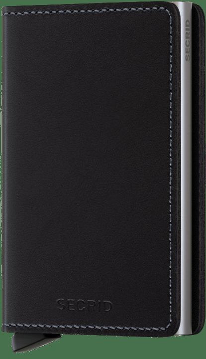 Secrid Slimwallet in Original Black