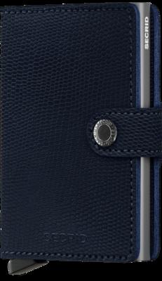 Secrid Miniwallet in Rango Blue-Titanium