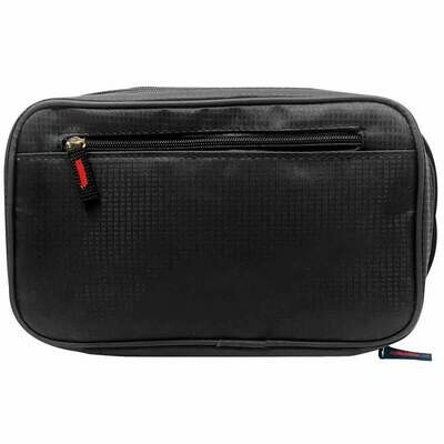 Mad Style  Men's Travel Dopp Kit in Black