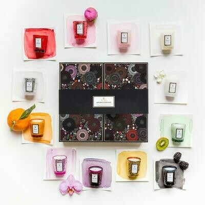 Voluspa Assorted Japonica Archive 12 Votive Gift Set