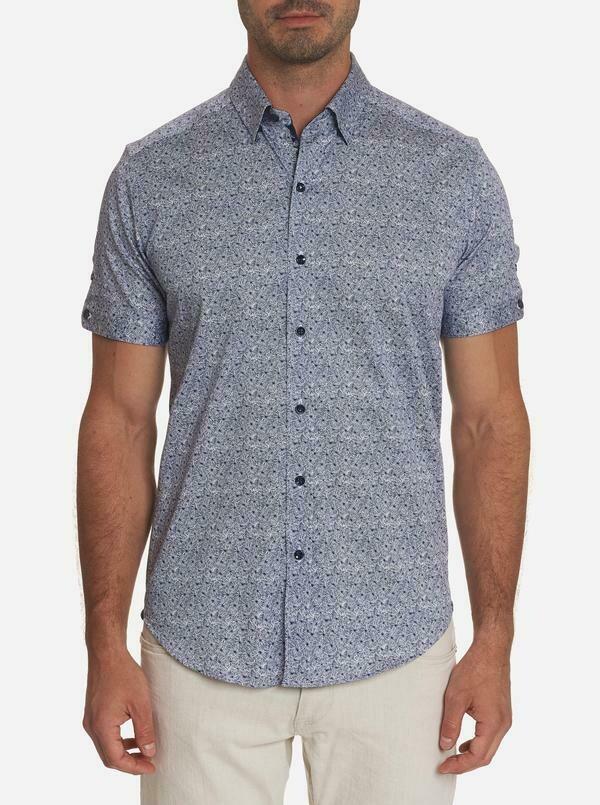Robert Graham Porter Short Sleeve Shirt