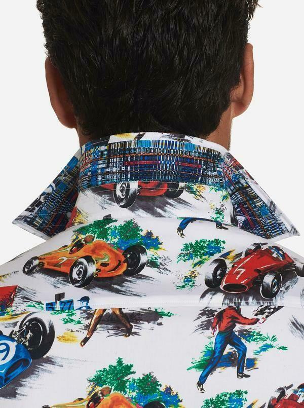 Robert Graham Legends Sport Shirt Short Sleeve