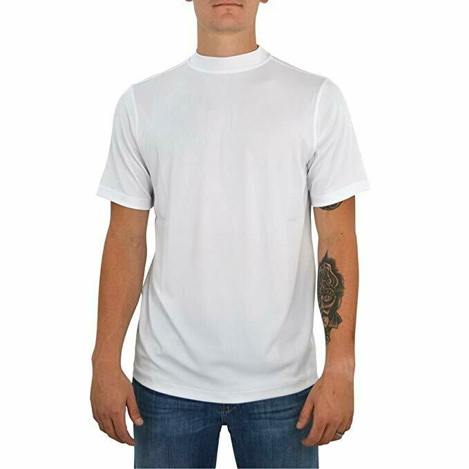 Tulliano Carla Crew Neck Tee in White