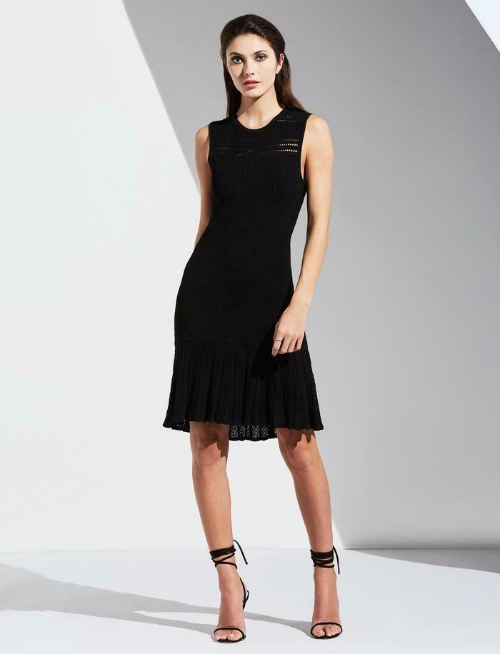 Bailey 44 Evalina Dress in Black