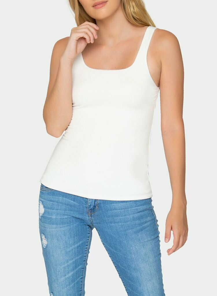 Tart Collections Larson Top in White