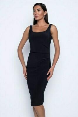 Frank Lyman Sheath  Dress In Black