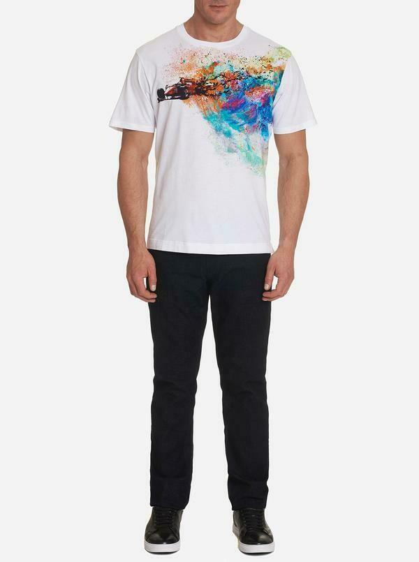 Robert Graham Color Run T-Shirt