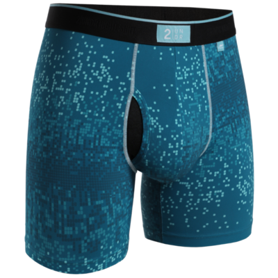 2UNDRNIGHT SHIFT- 6IN BOXER BRIEF