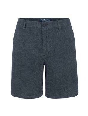Stone Indigo Knit Shorts