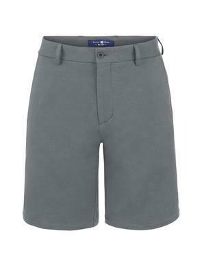 Stone Rose Charcoal Knit Shorts