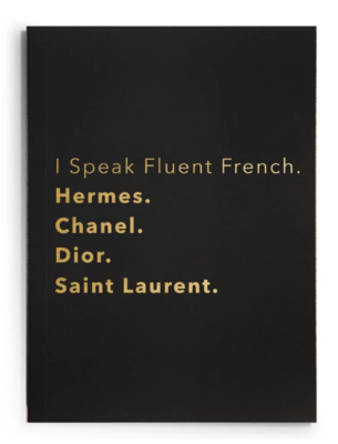 LA Trading Company Fluent French Journal