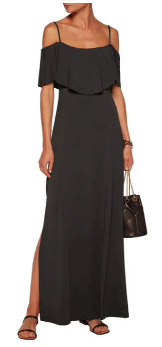 Tart Collection Tacite Maxi Dress in Black