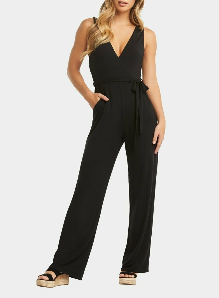 Tart Collections Valencia Jumpsuit in Black
