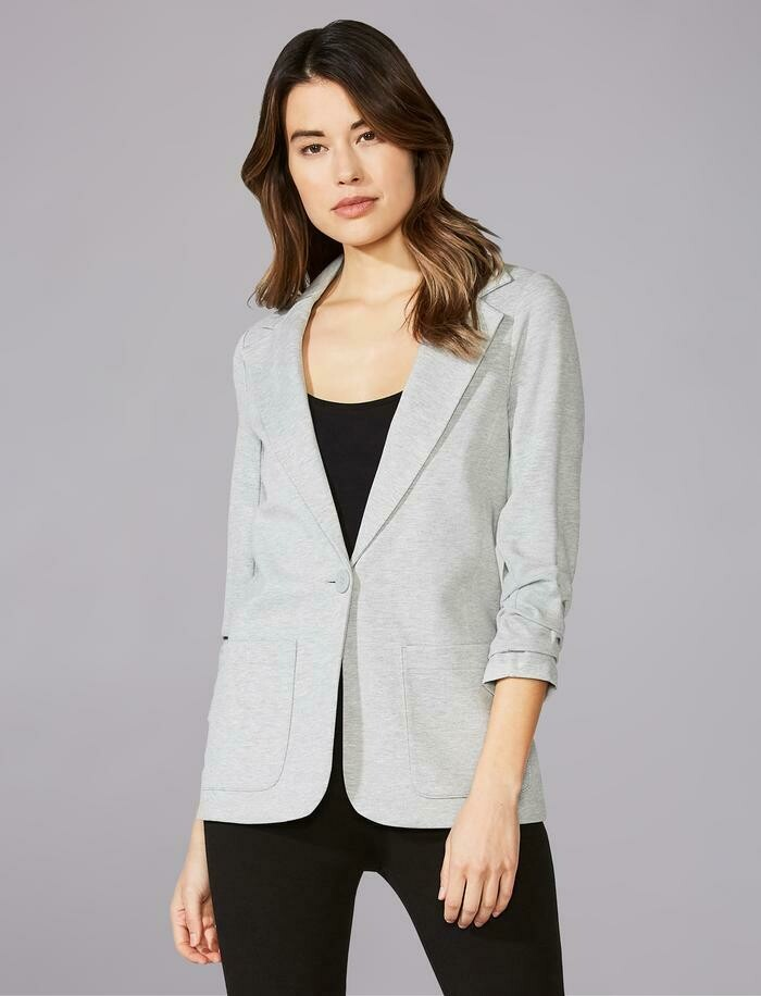 Bailey 44 Jane Jacket in Heather Grey