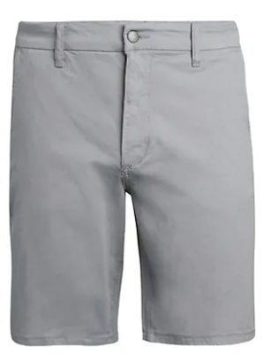 Joe's Jeans Brixton Trouser Shorts in Overcast