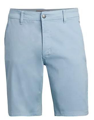 Joe's Jeans Brixton Trouser Shorts in Celeste
