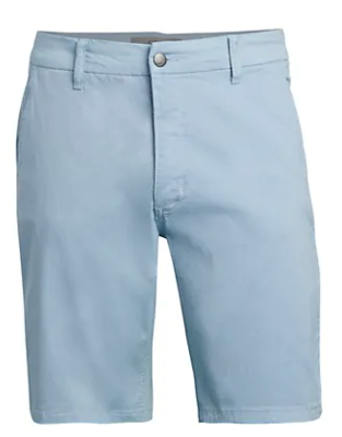 Joe's Jeans Brixton Trouser Shorts in Celeste