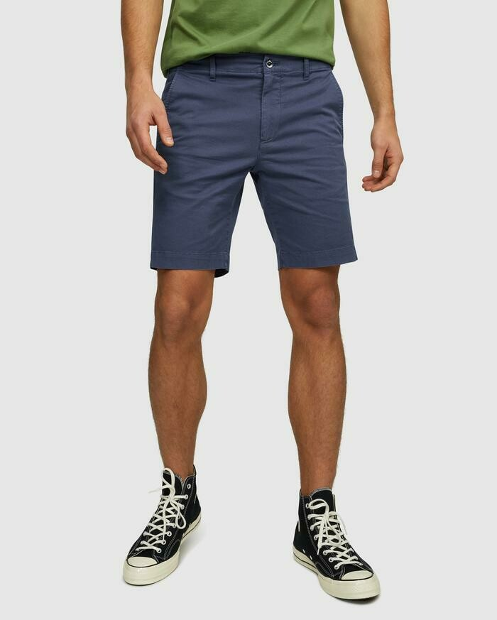 Psycho Bunny Men's Diego Shorts in Blue