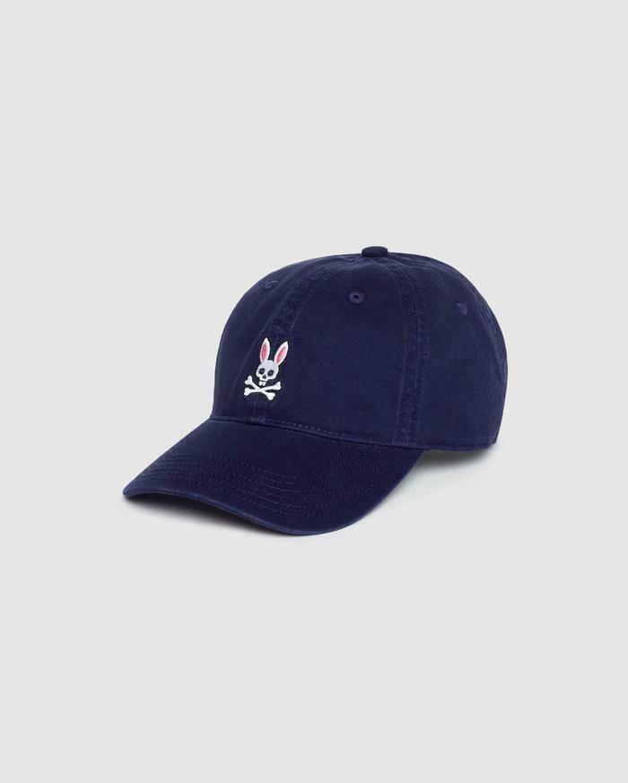 Psycho Bunny Men's Hat in Blue