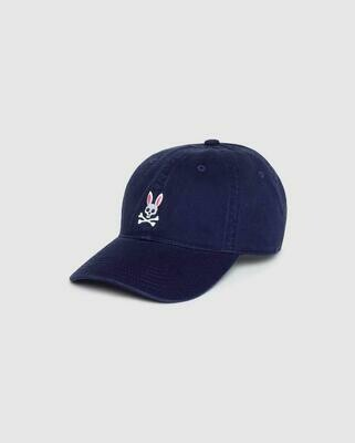 Psycho Bunny Men's Hat in Blue
